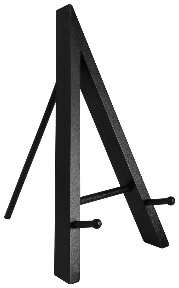 This Tabletop Easel Has A Black Finish! This Stand Is Priced To Sell! Most  In Stock Items Including This Tabletop Easel Ships Fast!