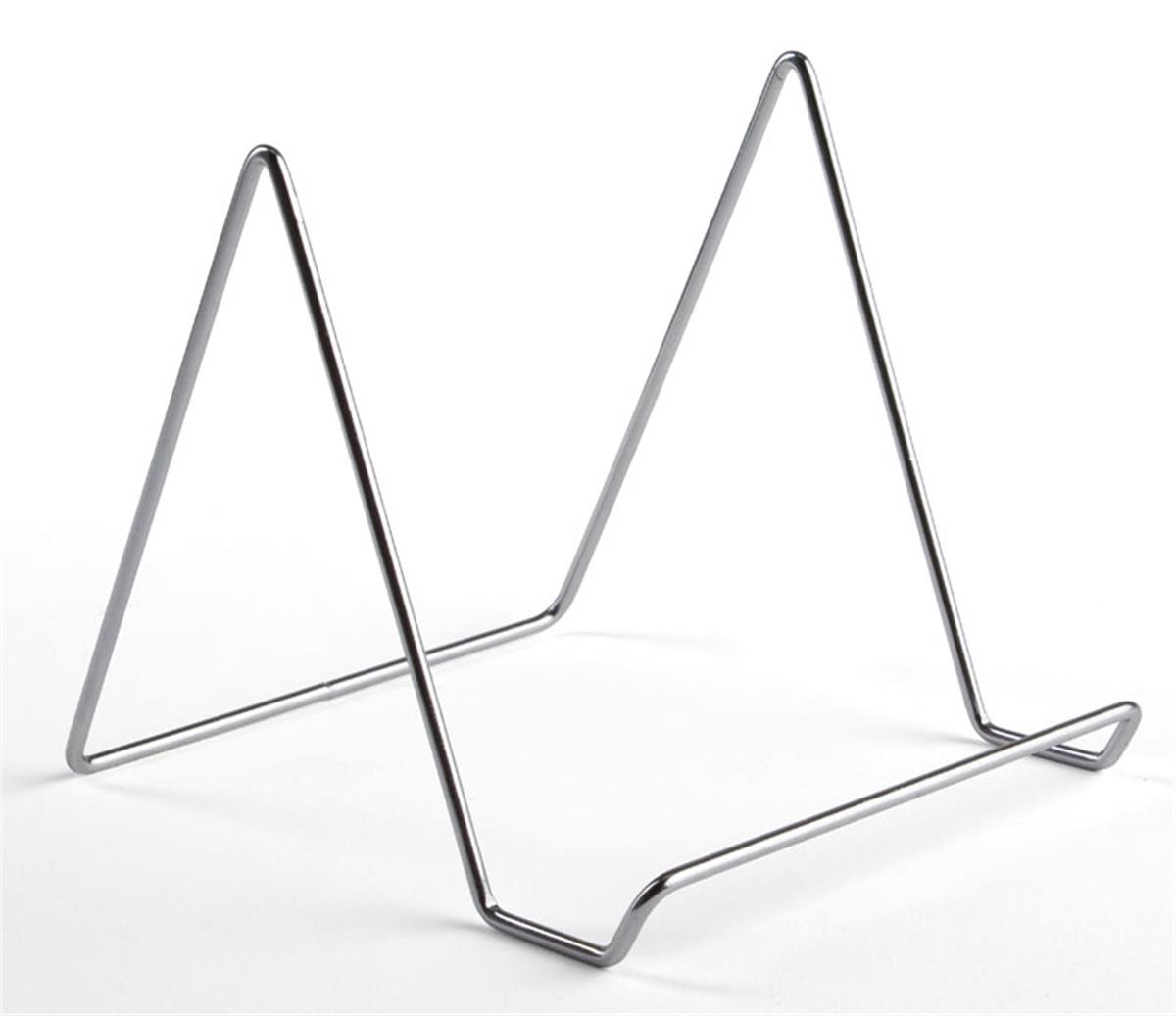 4 Quot X 4 Quot Table Easel For Countertop Use Chrome Wire