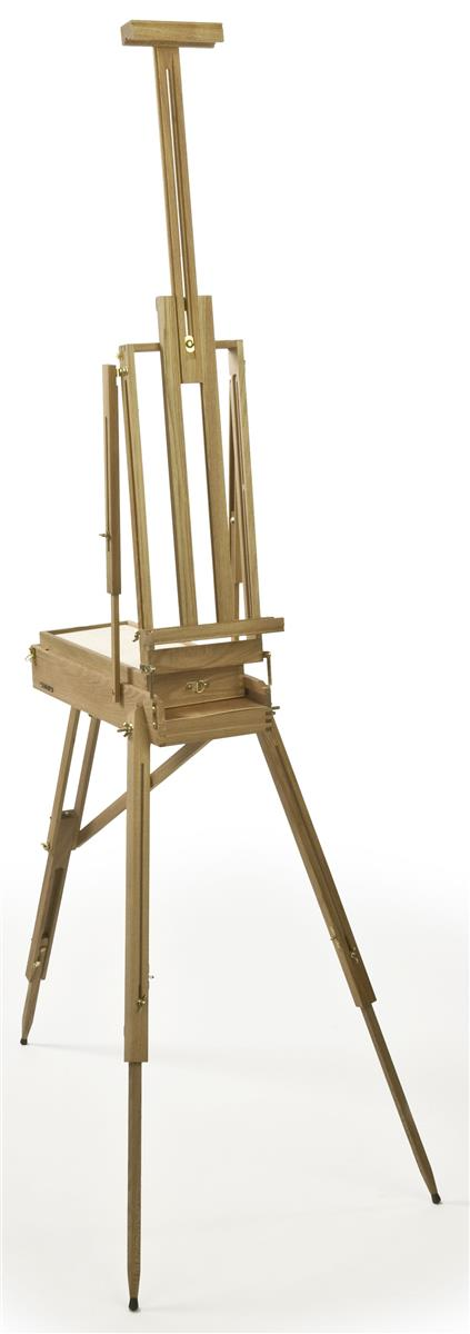 French Artist Easel Highly Portable Art Easel With
