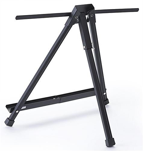 Aluminum Table Easel with Adjustable Back Leg