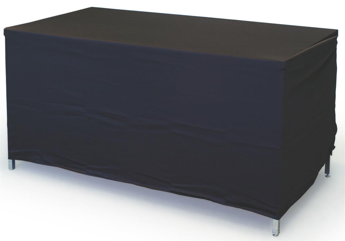 Convertible table throw 4 6 foot tables for Table th row