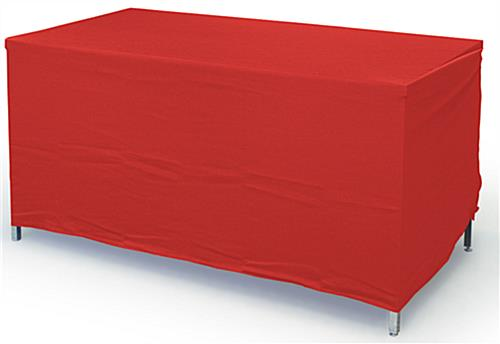 Table Covers: Adjust To Fit 8' And 6' Trade Show Tables