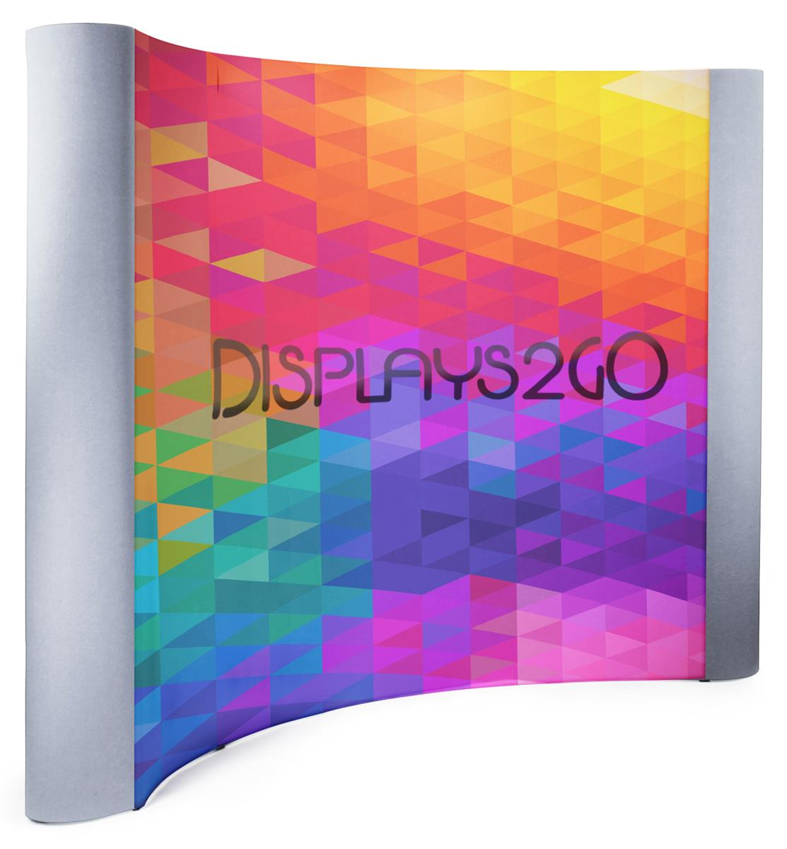10 Trade Show Wall Customized Graphic