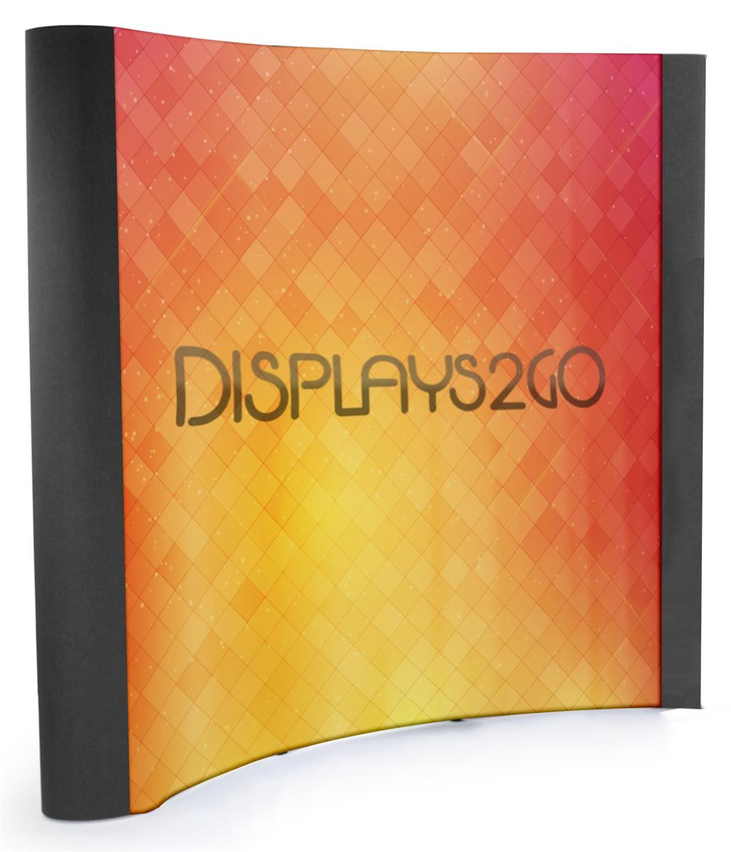 8ft Trade Show Booth Pop Up Frame