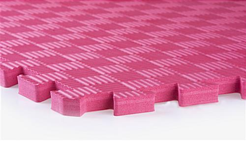 Red Trade Show Floor Tiles, EVA Foam