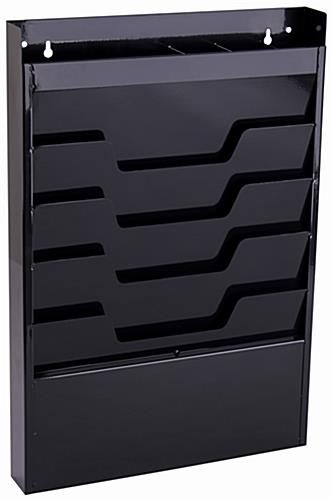 cubicle hanging file organizer top tier supplies compartment. Black Bedroom Furniture Sets. Home Design Ideas