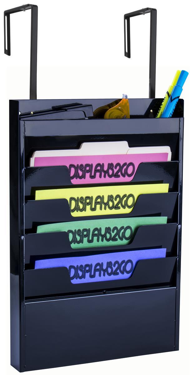 Cubicle Hanging File Organizer