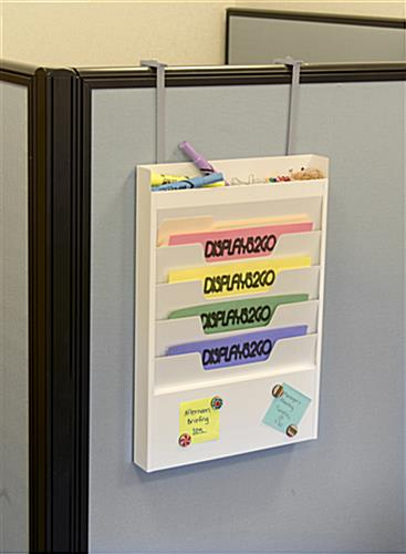 Cubicle Wall Hanging File, Letter Size