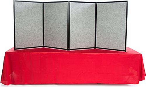 Double-Sided Folding Panel