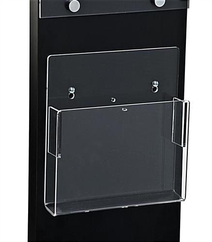 Acrylic Display Stand for Signage