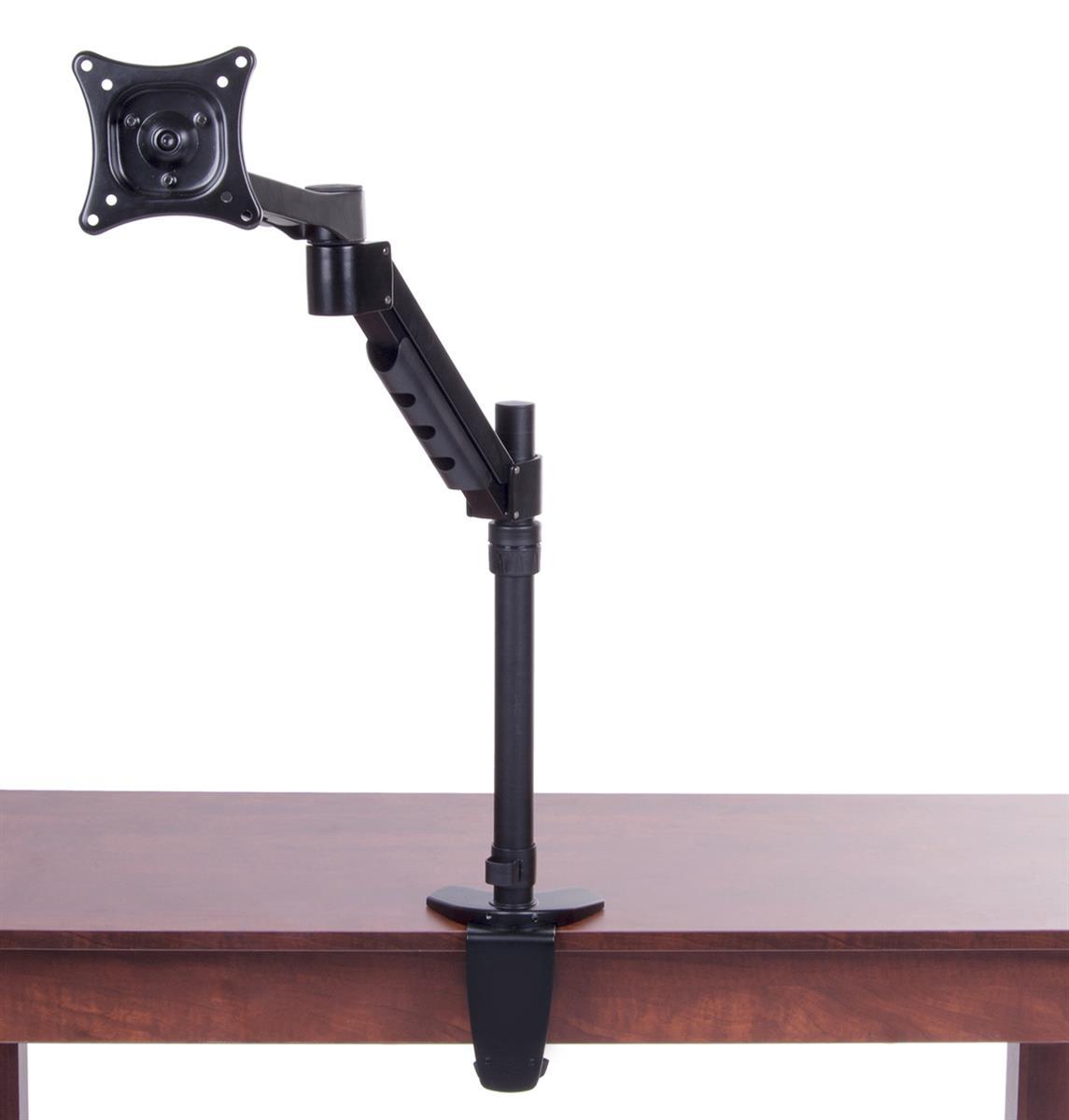 Adjustable Tv Clamp Mount 360 Rotation Amp Tilt
