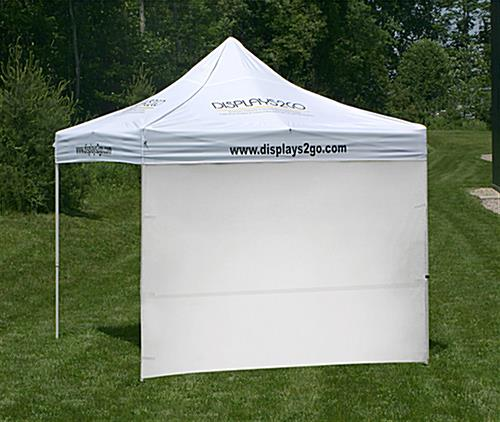 Tent Sidewalls Tent Sidewalls & Tent Sidewalls | Full Unprinted Side Wall