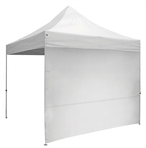 Pop Up Sidewalls : Tent sidewalls full unprinted side wall