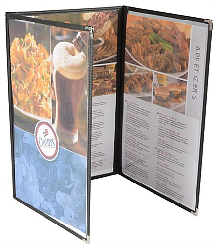 Menu Cover for Restaurants