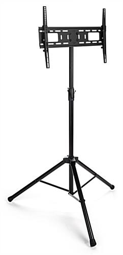 Stable A-frame flat screen TV tripod stand