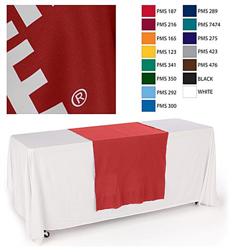 cloth table runners