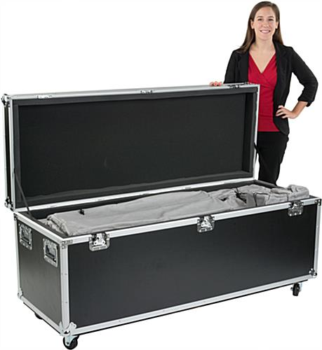 Transport case for large size items
