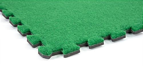 EVA foam soft turf carpet tiles