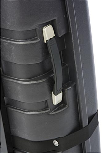 Hard Shell Rolling Trade Show Travel Case