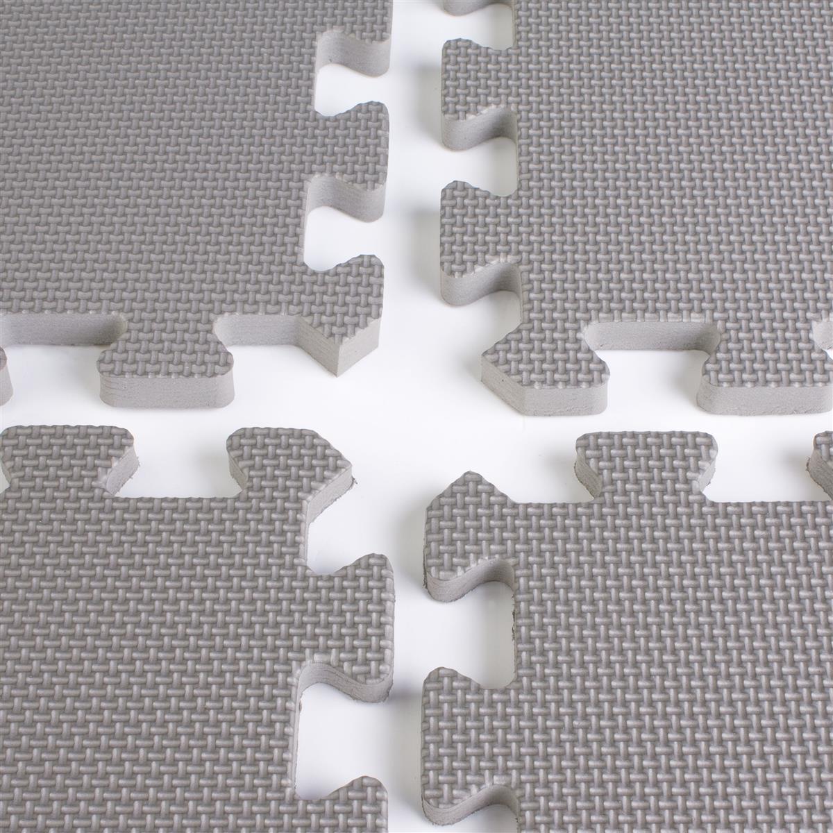 10 X 10 Portable Floor Charcoal Grey