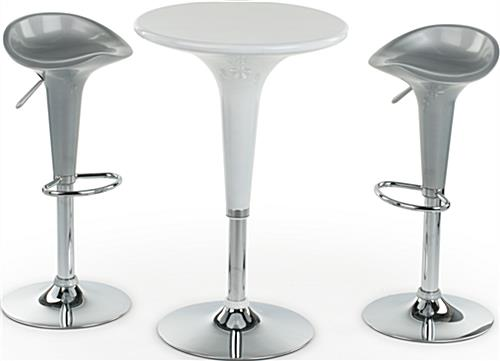 Stool Table Set