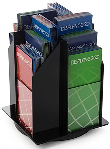 Brochure Holder with 12 Pockets