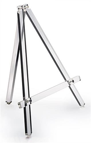 clear countertop easel - Table Top Easel
