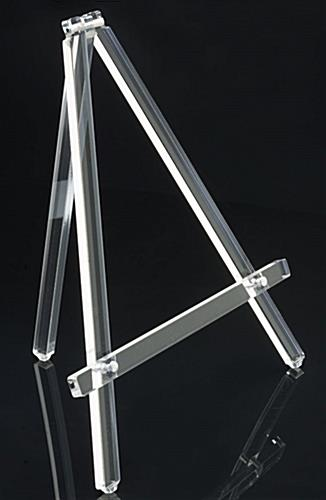 Clear Countertop Easel