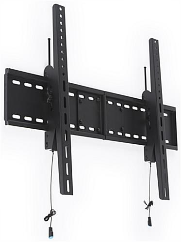 Black Big Screen TV Mount