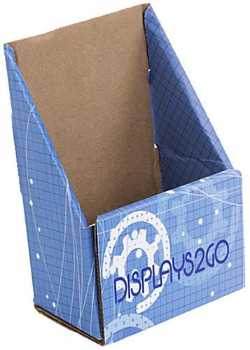 Custom Cardboard Brochure Holder | UV Printing