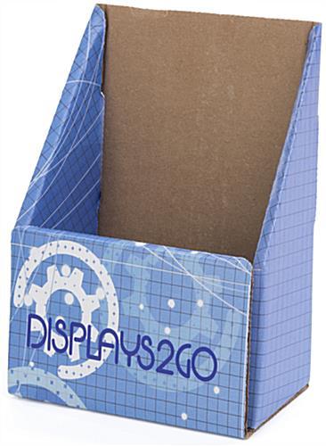 custom cardboard brochure holder