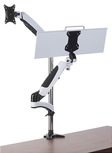 Foldable Monitor Desk Mount Stand