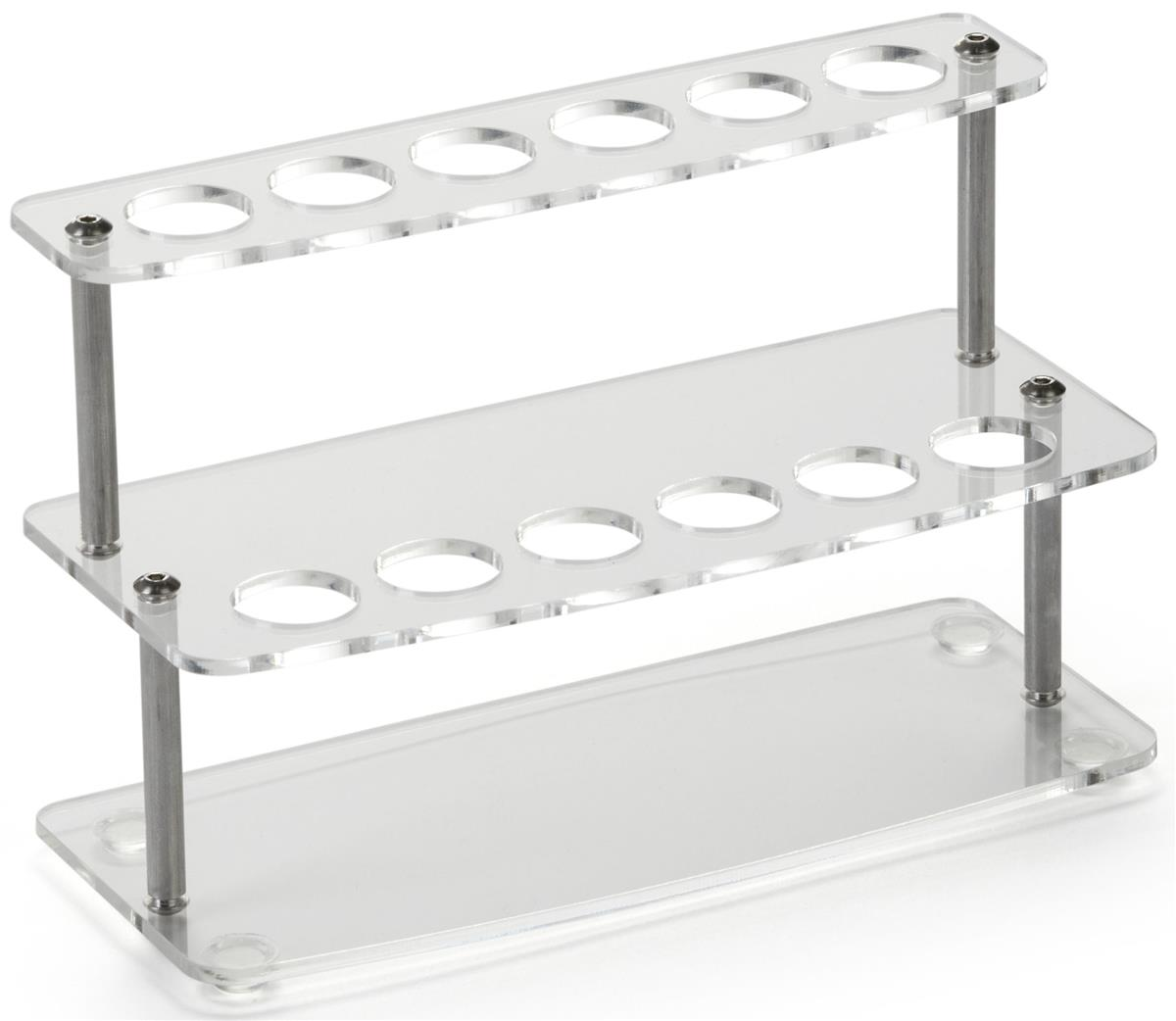 Acrylic E Cig Display 12 Hole Counter