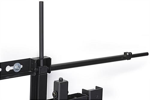 Video Wall Display Mount w/ Iron Rods