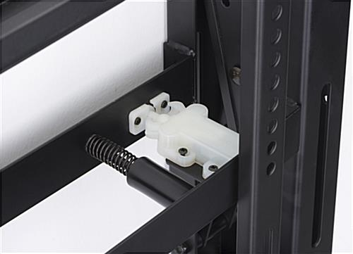 Video Wall Display Mount Micro Height Adjustment