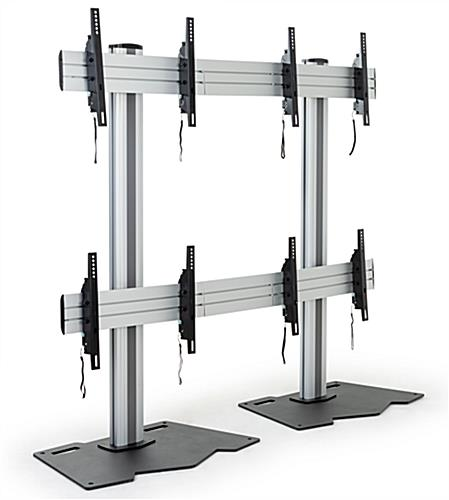 "(4) 45""-55"" Screen 2x2 video wall mount"