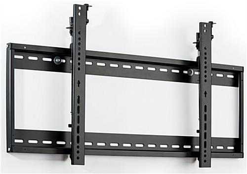 Video wall mount 2x2 configuration for TVS with 4 VWM64BAS brackets