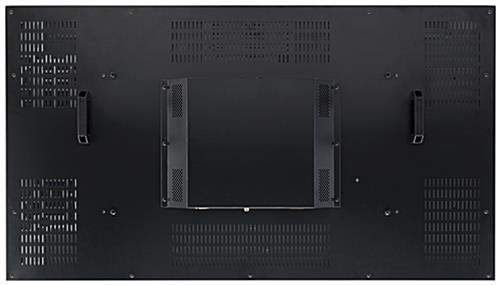 Black Thin Bezel TV for Video Wall