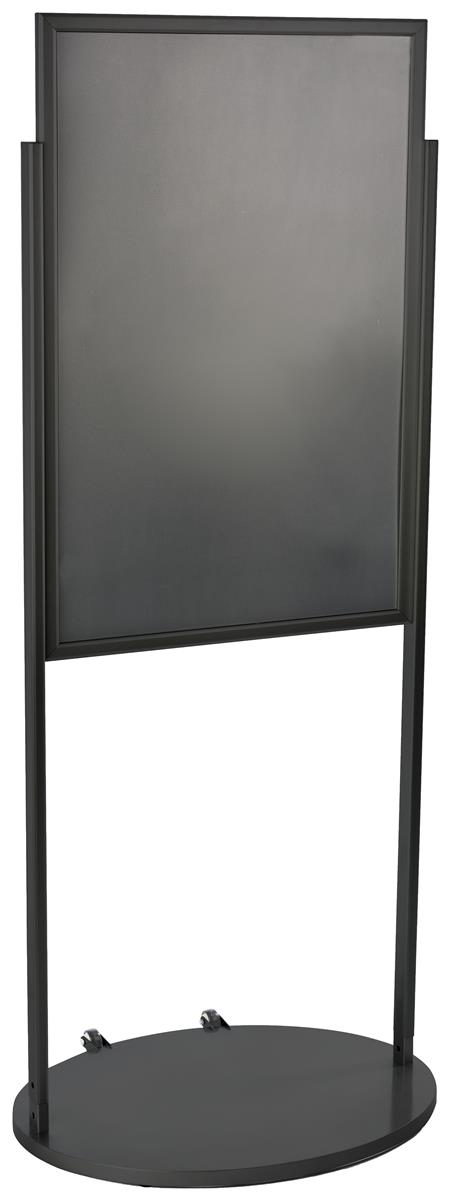 24 Best Fall Makeup Looks And Trends For 2019: Black 24 X 36 Poster Stand With Wheels