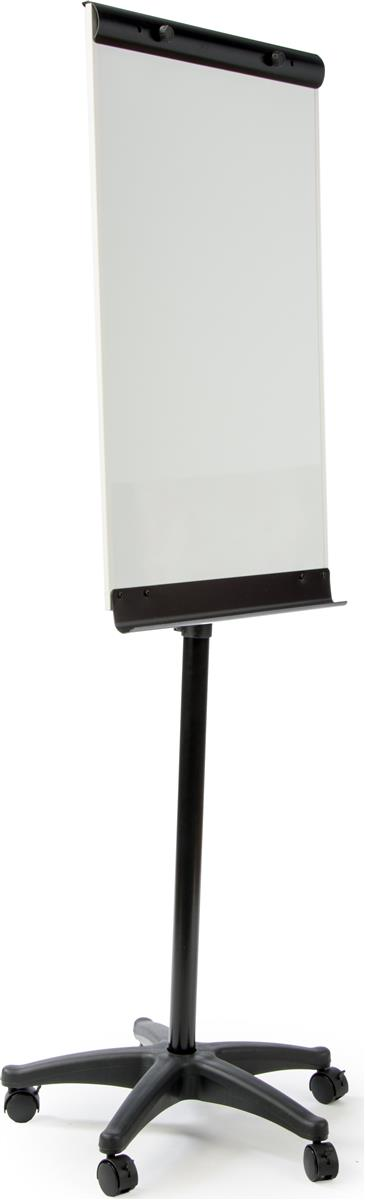 rolling whiteboard stand 5 locking caster wheels. Black Bedroom Furniture Sets. Home Design Ideas