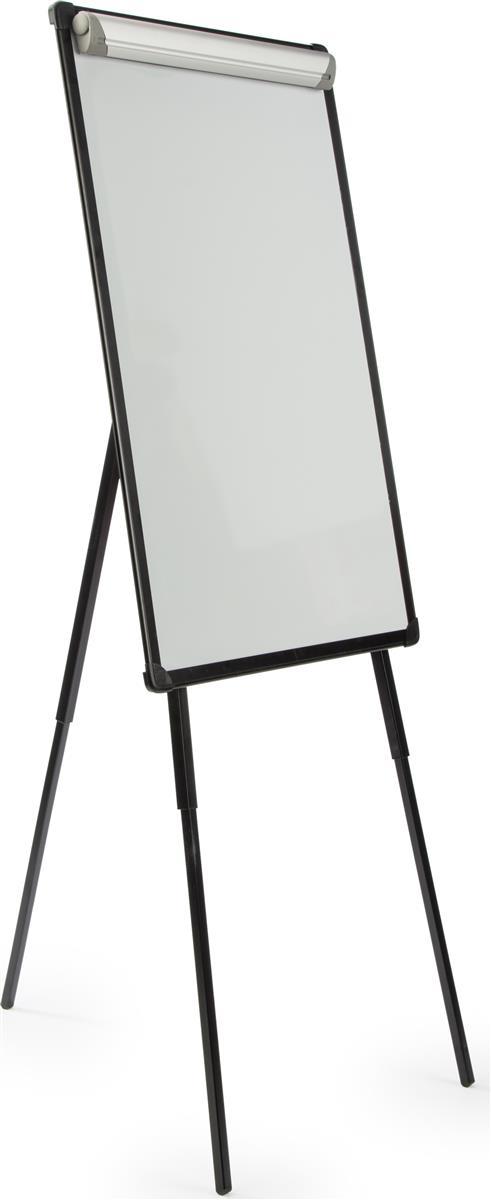 Whiteboard Tripod Moveable Flip Chart Clips