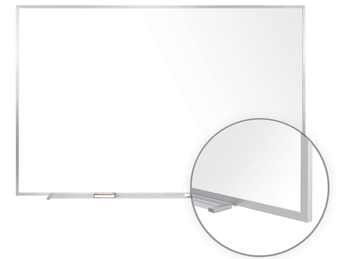 Ghent 72 x 48 Dry Erase Board, Acrylate with Aluminum Fra...
