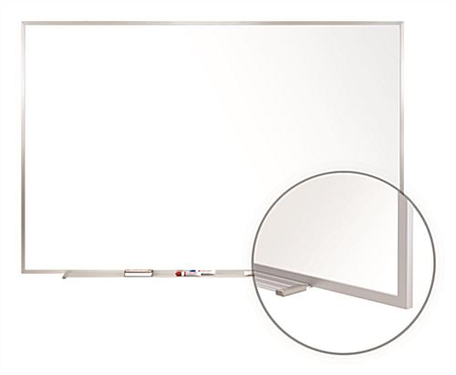 Aluminum Framed Whiteboard with Acrylate Coating