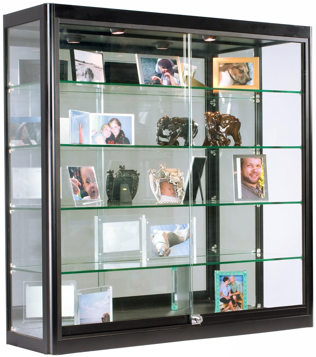 LED Wall Display Cabinet