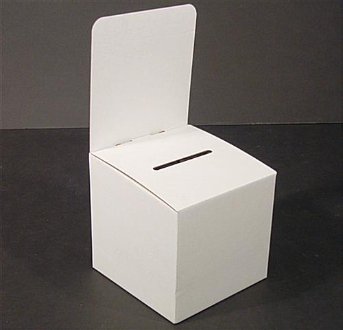 Large Suggestion Box - Cardboard