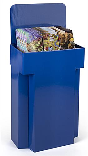 Cardboard POP Displays for Floor Standing Merchandising
