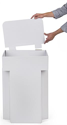Bin Display for Retail Stores