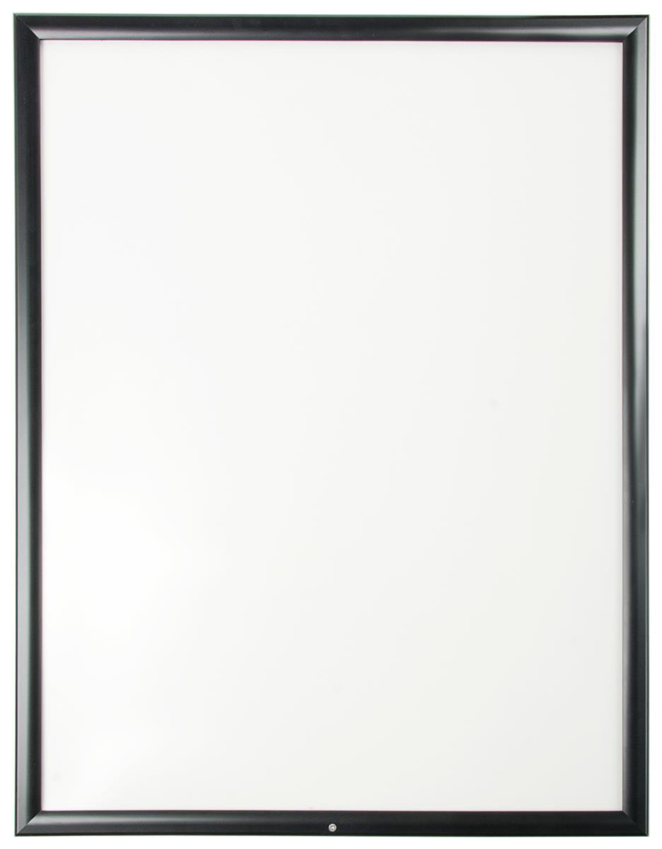 Black Front Loading Frame 30 X 40 Weatherproof W Lock