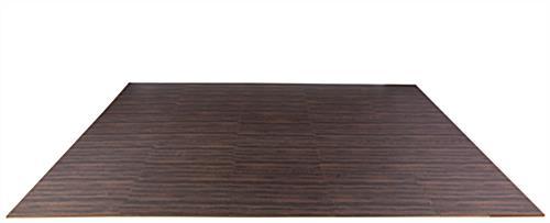 dark oak wood floor mats soft foam tiles