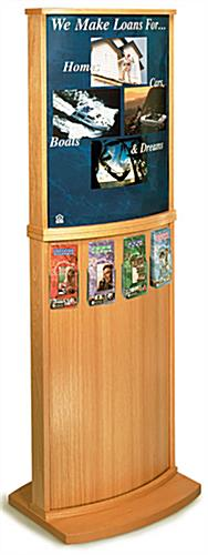 "22"" x 28"" Poster Sign Stand"